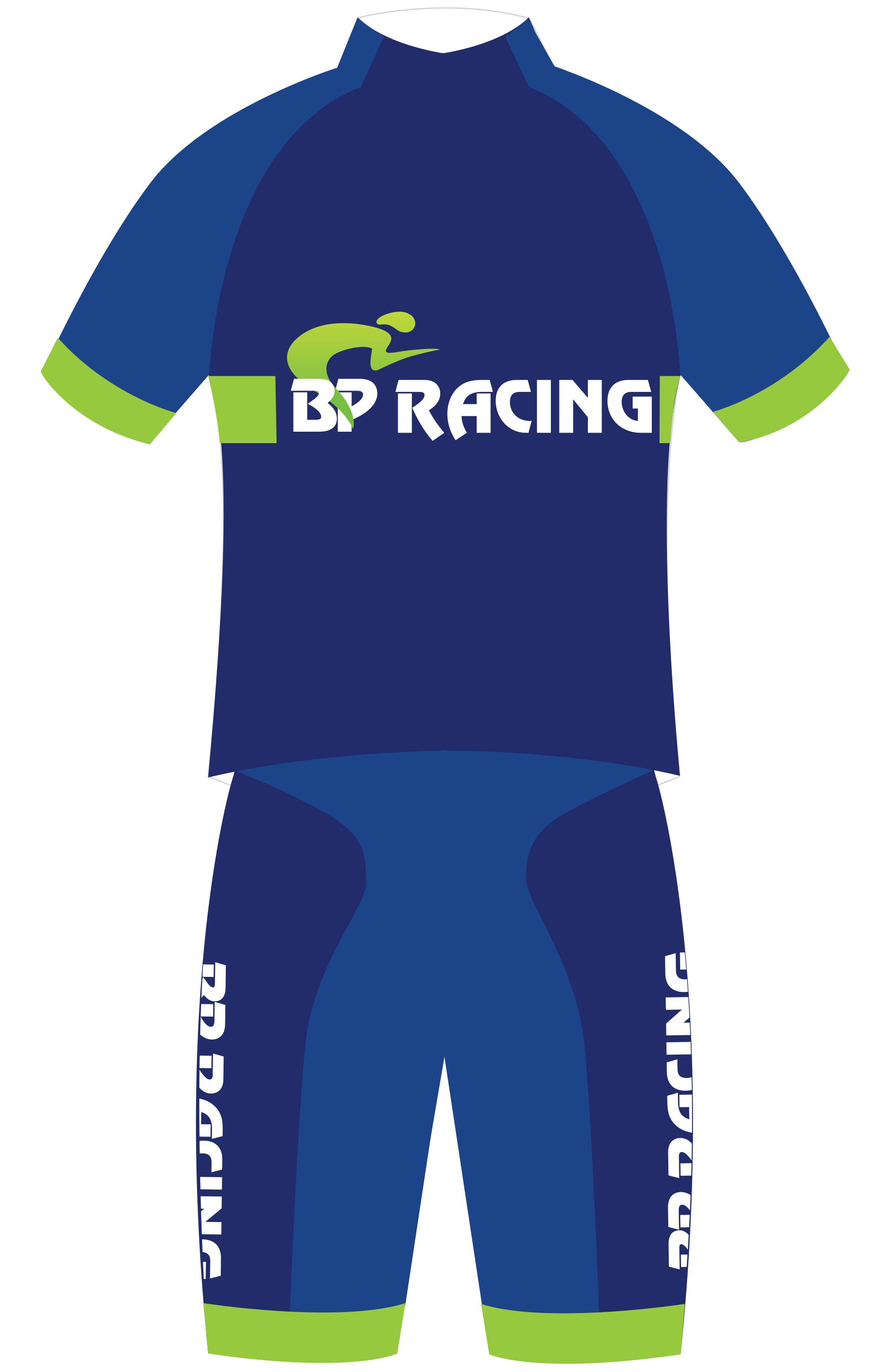 BP Team Kit Front